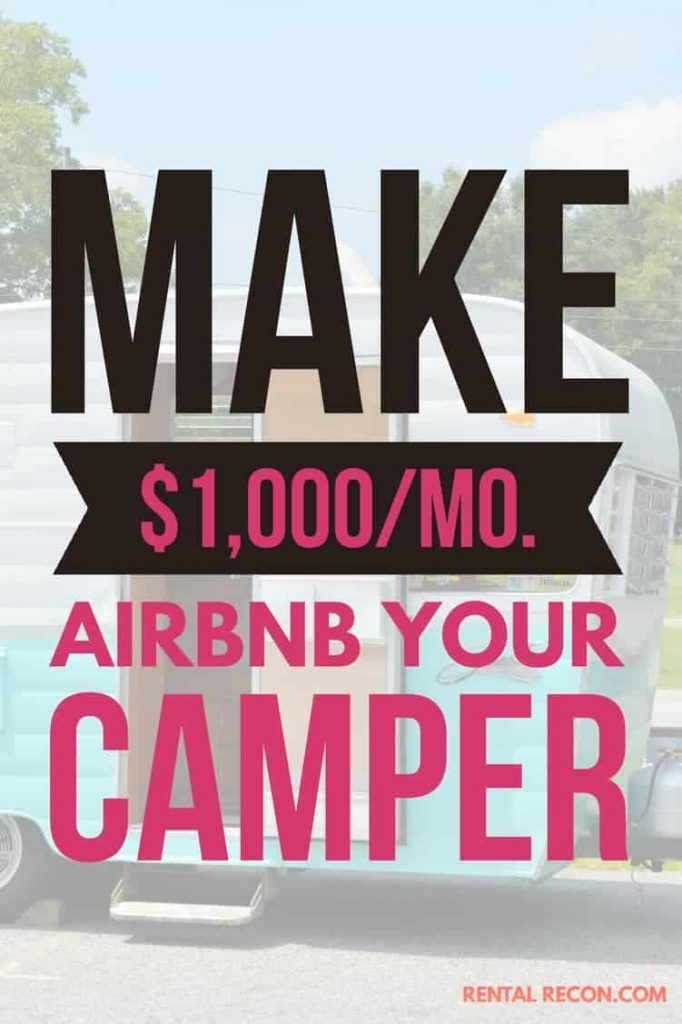 Airbnb Your Camper