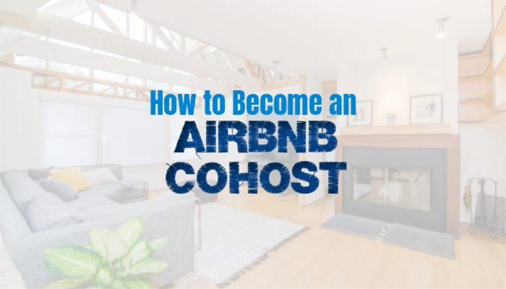 Become an Airbnb Co-Host