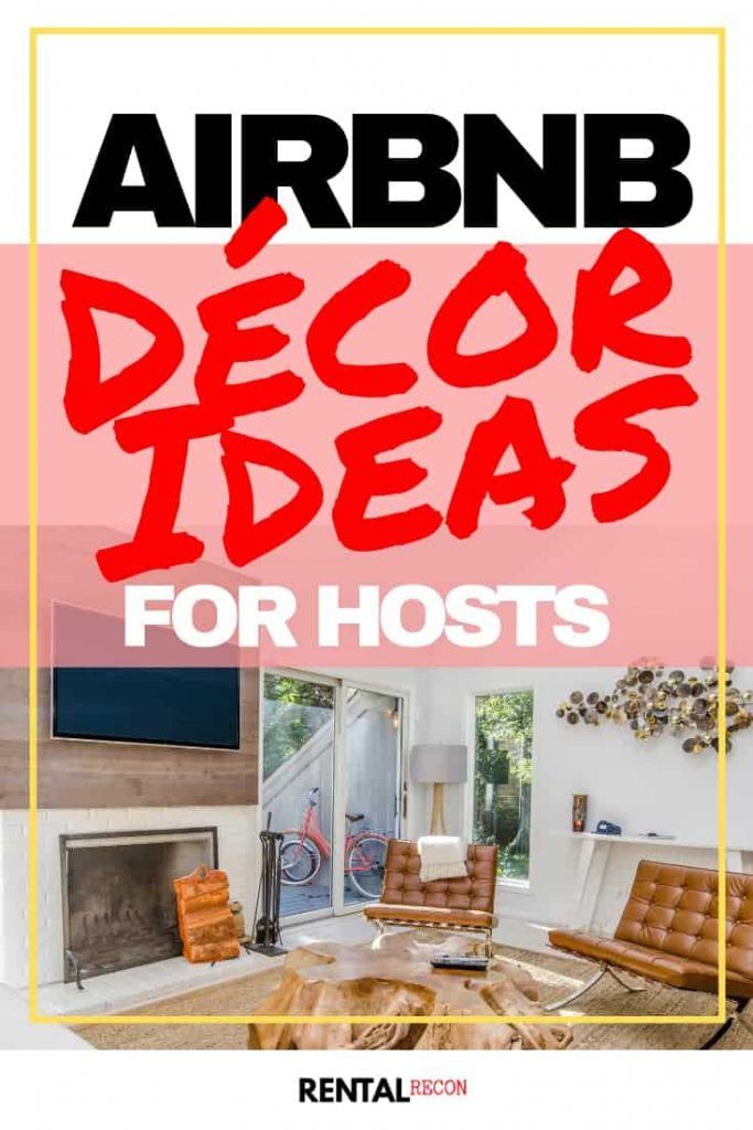 Airbnb Decor Room Ideas