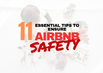 11 Essential Airbnb Safety Issues for Your Guests | Rental Recon