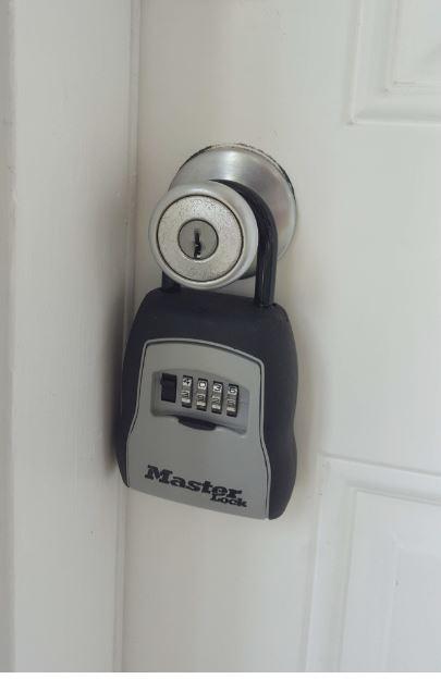 Airbnb Lockbox