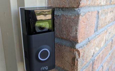 Ring Doorbell Airbnb