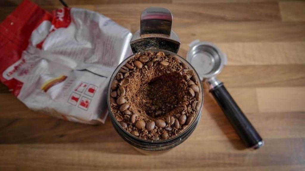 Airbnb Coffee Grinder