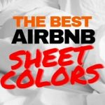 The Best Airbnb Sheet Color