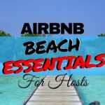 Airbnb Beach Essentials