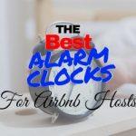 Best Alarm Clocks Airbnb