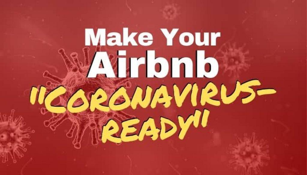 Airbnb Coronavirus COVID-19