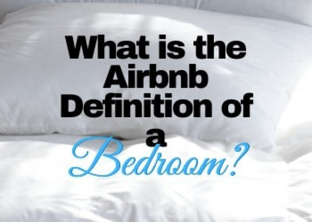What is the Airbnb Definition of a Bedroom