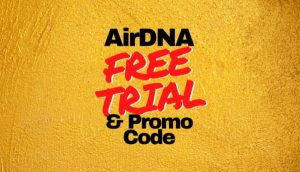 AirDNA Free Trial and Promo Code