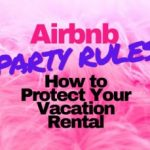 Airbnb Party Rules