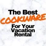 Best Airbnb Cookware Pots Pans