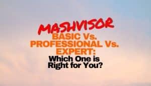 Mashvisor Basic Vs Professional Vs Expert