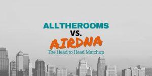 Alltherooms Vs. AirDNA