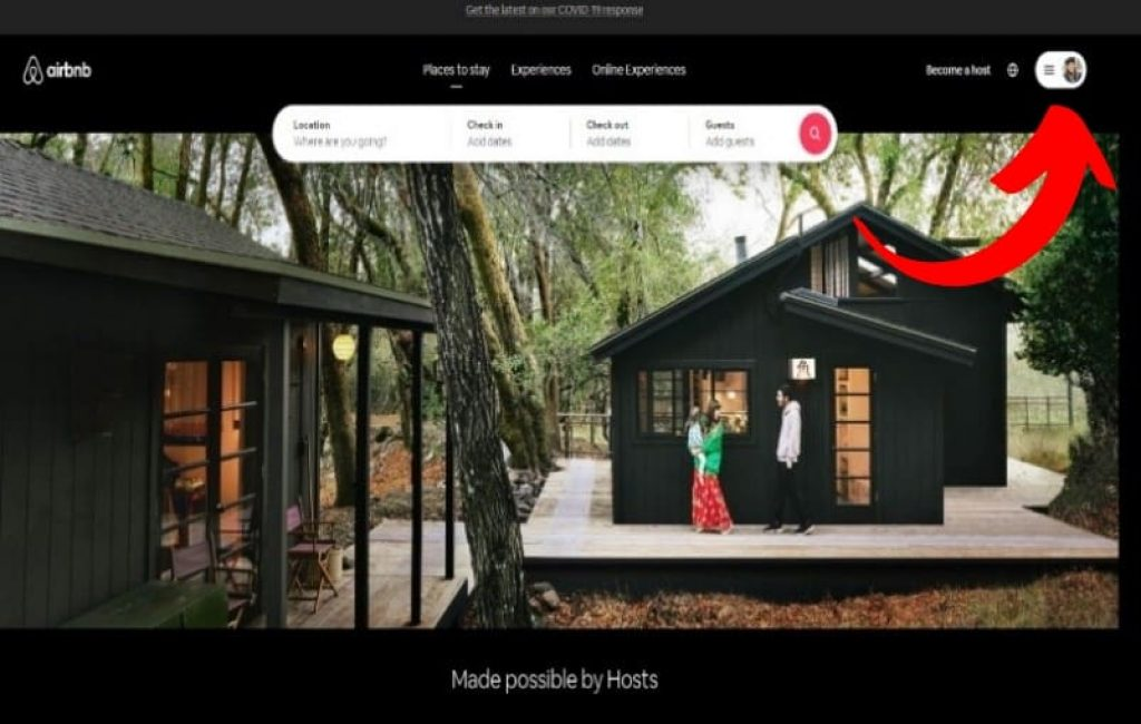 How to See Your Airbnb Rating