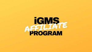 iGMS Affiliate Program
