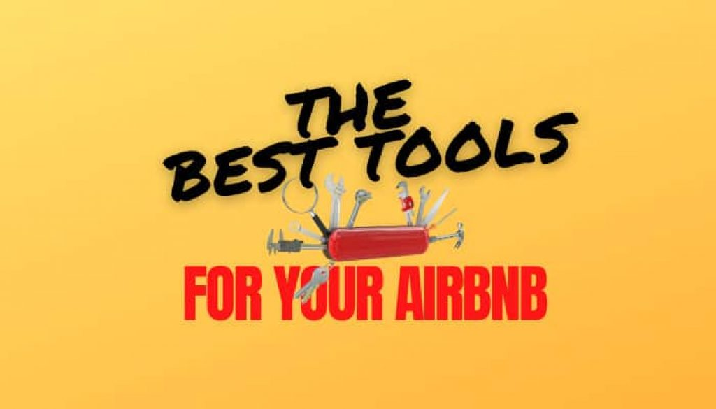 Best Tools for Airbnb