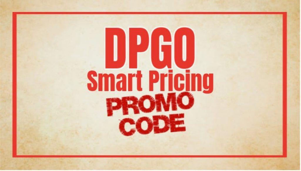 DPGO Promo Code